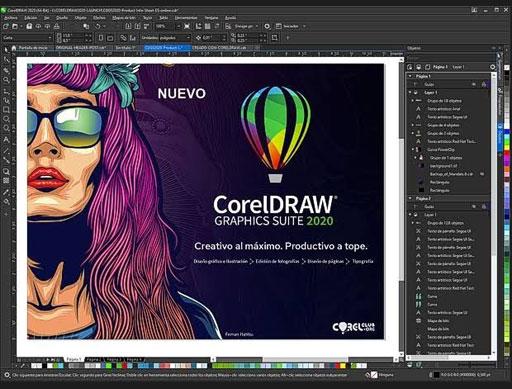 Diseño en Corel Draw